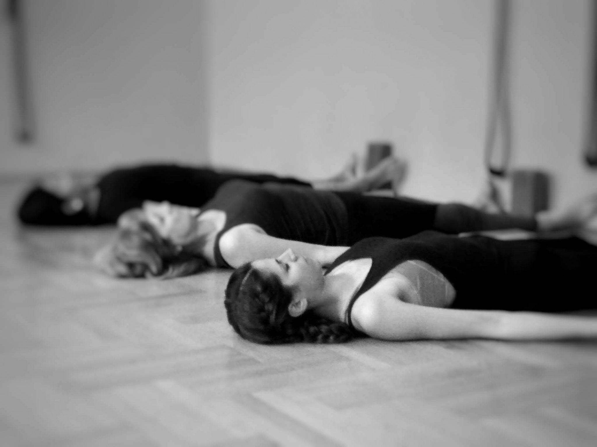 Stresszoldó és jóga nidra relaxációs tanfolyam