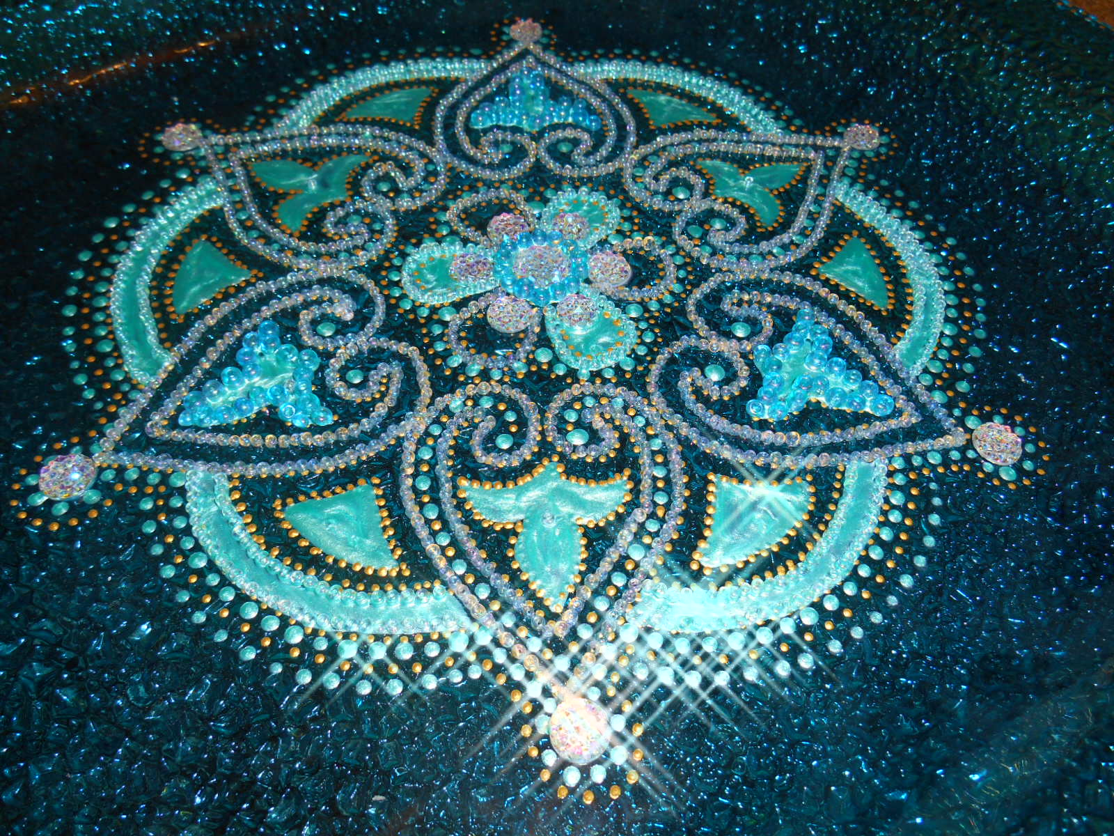 Mandalafestő nap a Karácsony jegyében / november 11. vasárnap 10.00-17.00