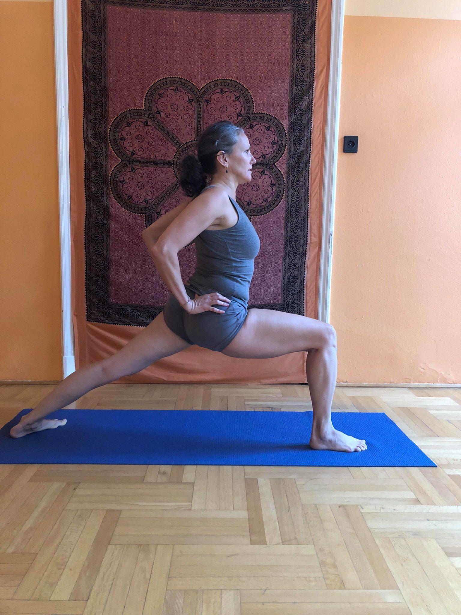 Jógával az egészséges gerincért – Kezdő jóga tanfolyam / január 10.