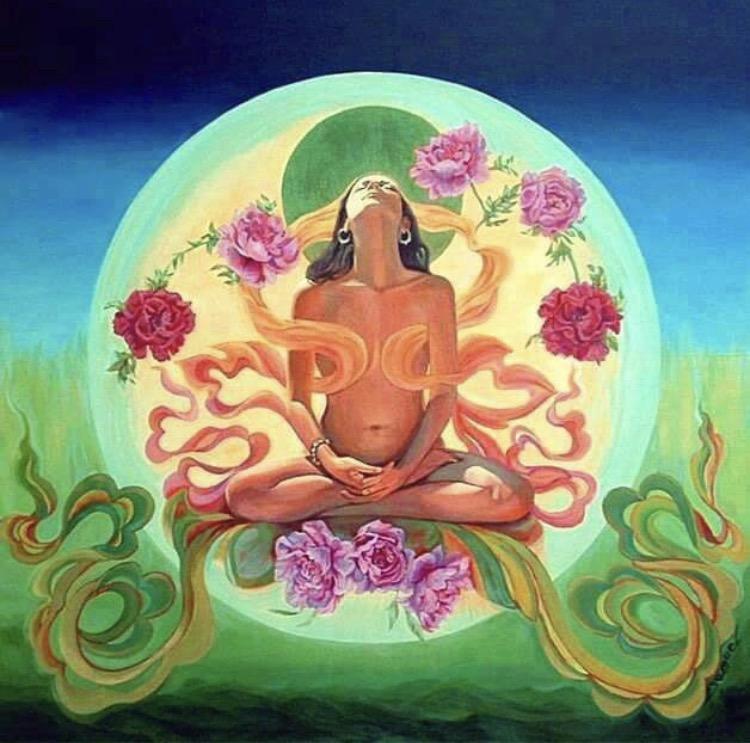 A ciklus jógája – egynapos jóga műhely  / június 2
