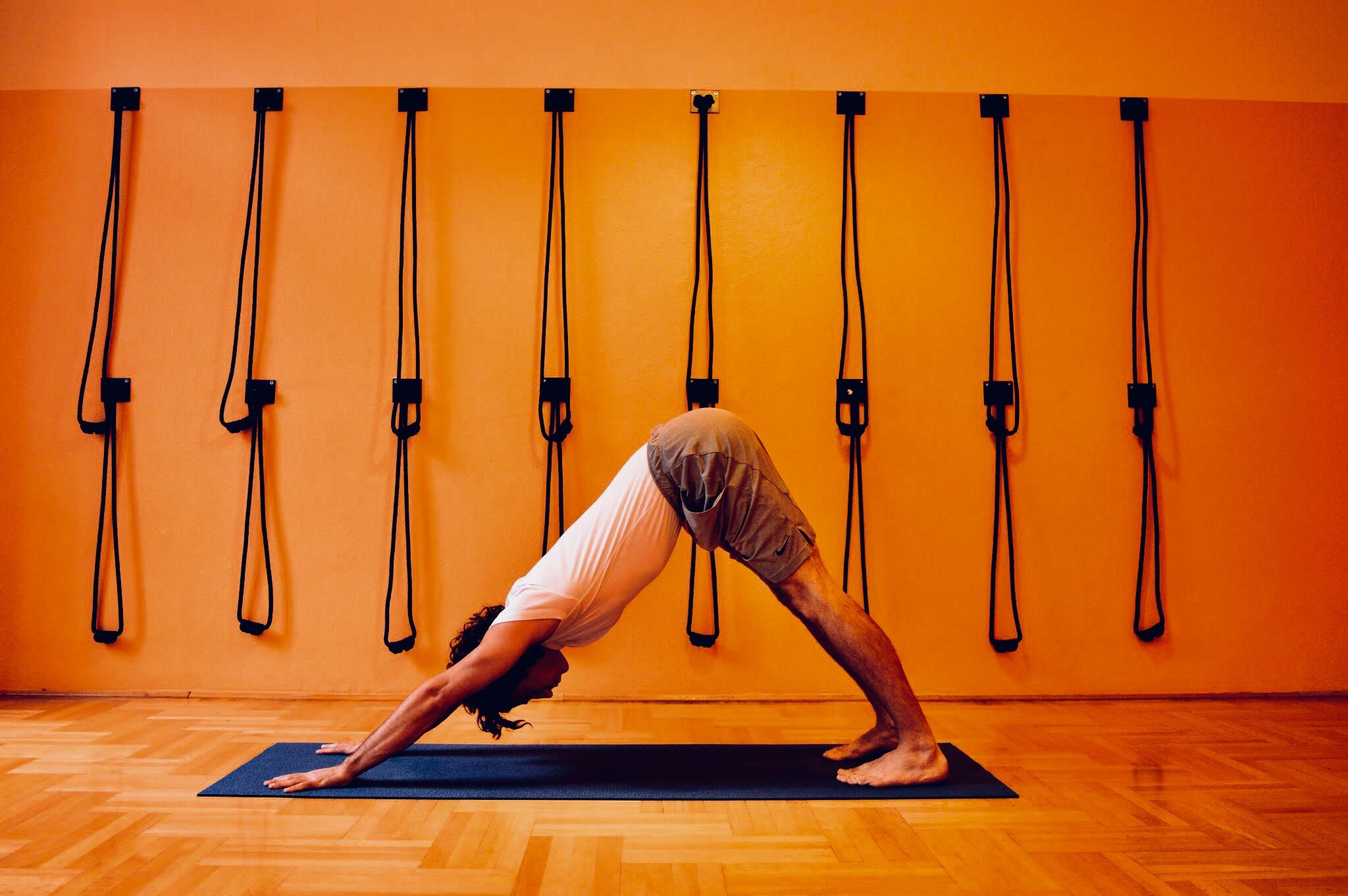 Jógával az egészséges gerincért – Kezdő jóga tanfolyam / január 24.